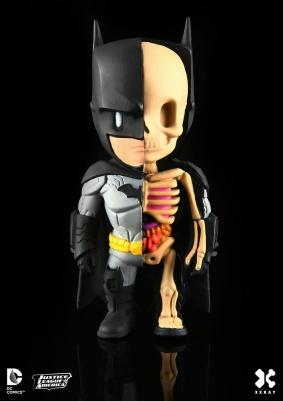 XXRay DC Comics Figures by Mighty Jaxx Batman 1