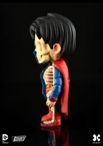 XXRay DC Comics Figures by Mighty Jaxx Superman 3