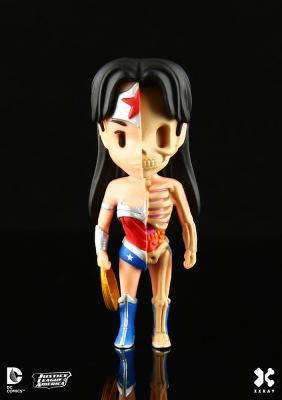 XXRay DC Comics Figures by Mighty Jaxx Wonder Woman 1