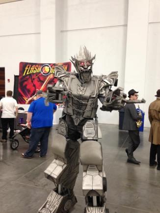 Some random Transformer