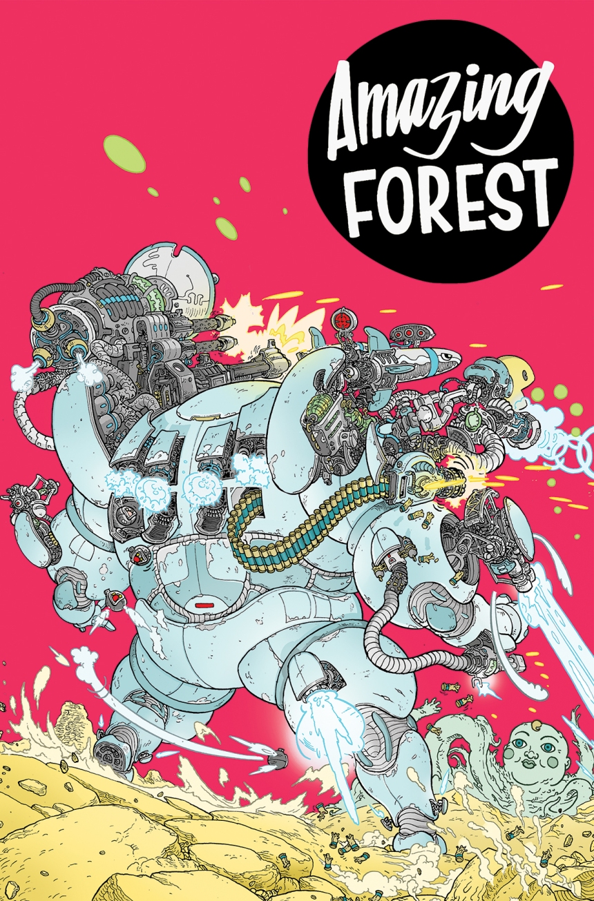 AmazingForest01-cover