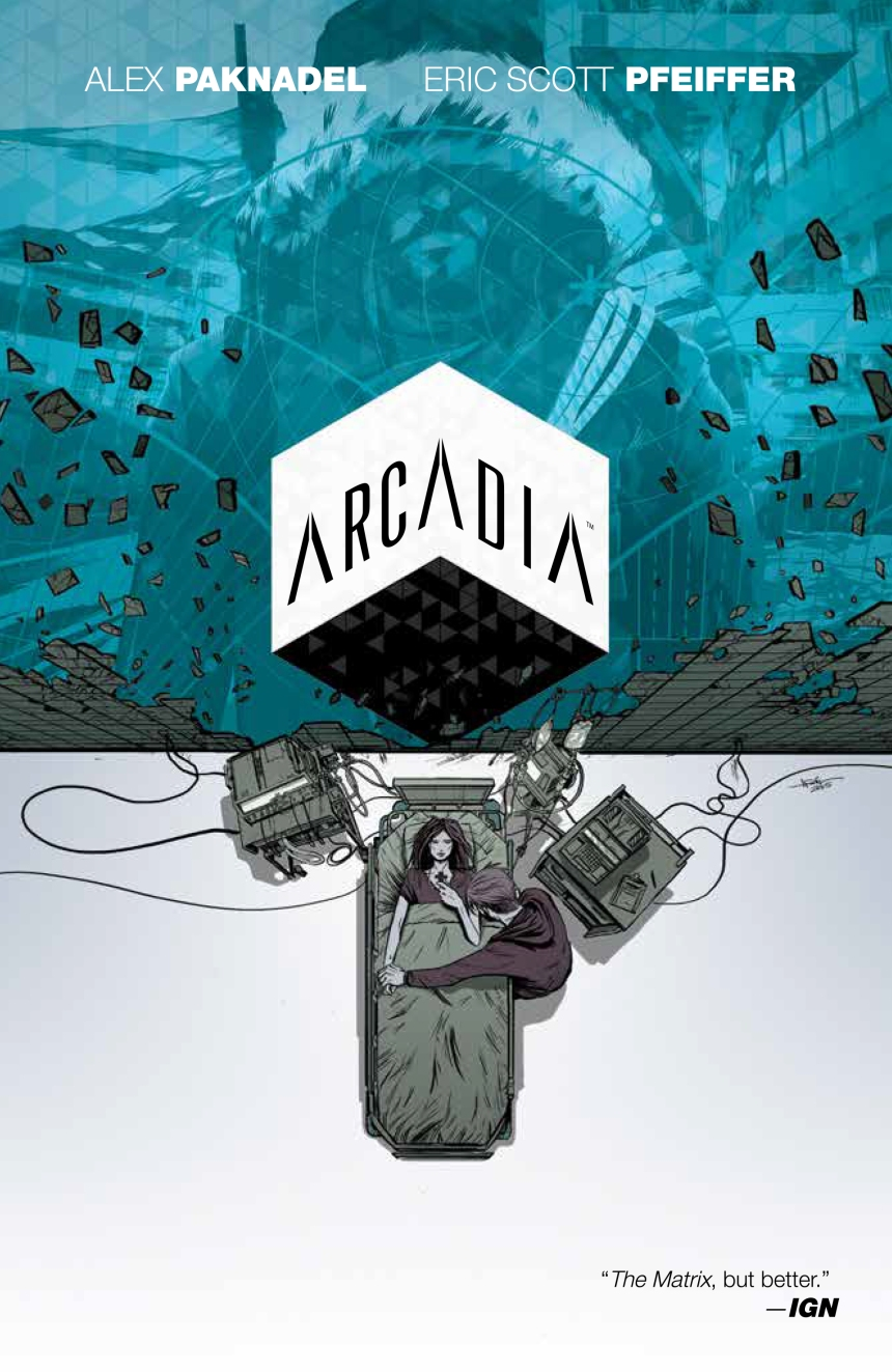 arcadia Archives - Graphic Policy