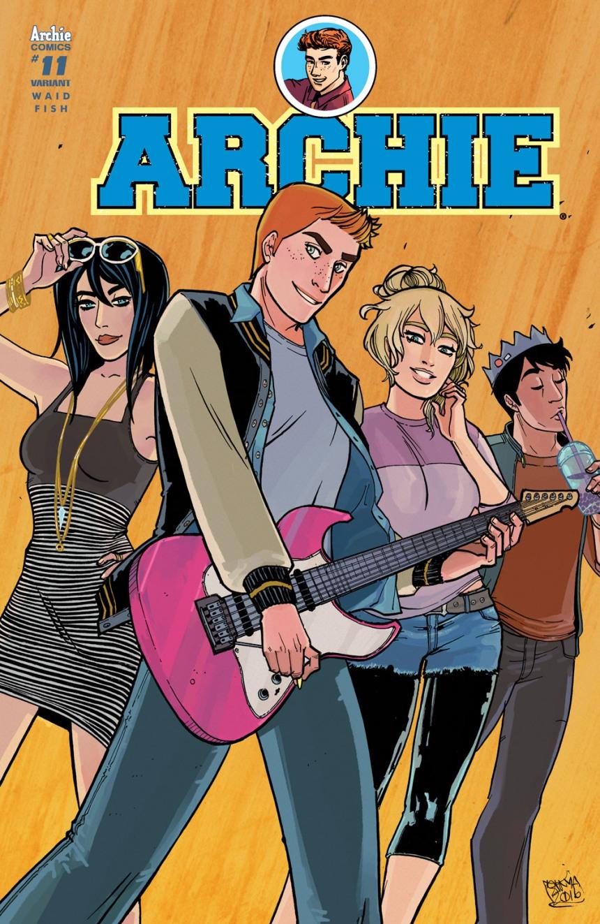 Archie#11Anwarvar