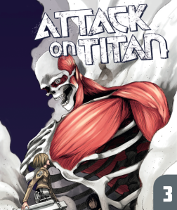 Attack on Titan Vol 3