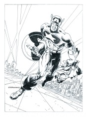 Black_Panther_5_Steranko_Variant_Black_and_White
