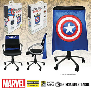 Captain America Chair Cape - Convention Exclusive 2