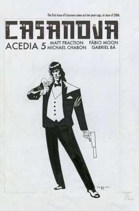 Casanova Acedia #5 2
