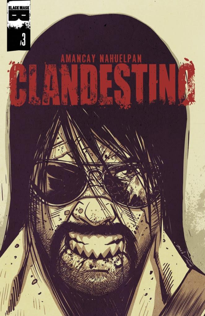 CLANDESTINO #3 1