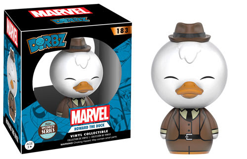 Dorbz Guardians of the Galaxy - Howard the Duck