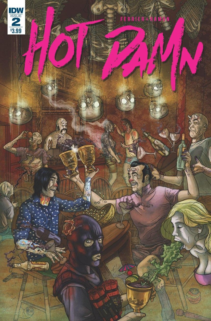 HotDamn02-Cover