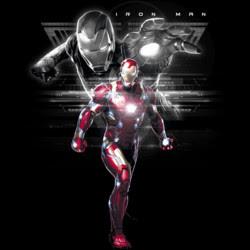Iron Man Takes A Stand