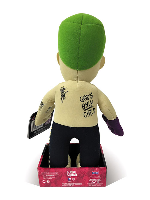 JAN168392 JOKER PLUSH BACK