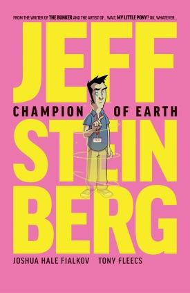 JEFF STEINBERG #1 1