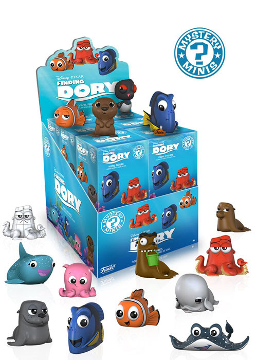 Mystery Minis Disney•Pixar Finding Dory 1