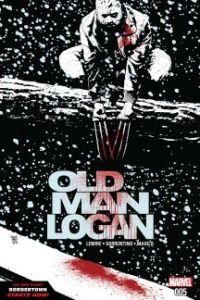 old man logan 6 cover