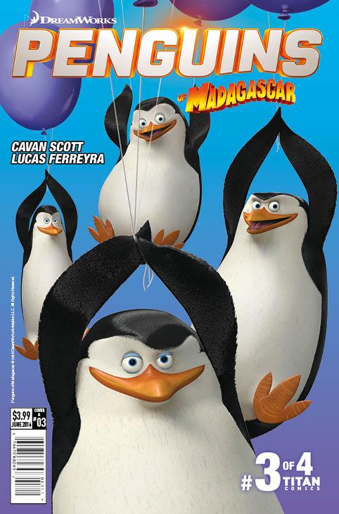Penguins 2.3 Cover A