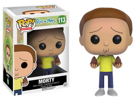 Pop! Animation Rick and Morty 2