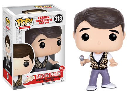 Pop! Movies Ferris Bueller's Day Off 2