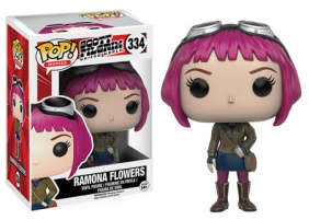 Pop! Movies Scott Pilgrim vs. the World Ramona Flowers