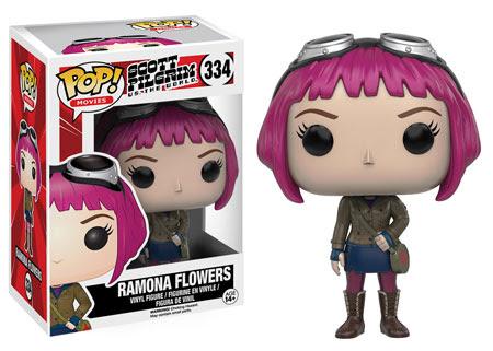 Pop! Movies Scott Pilgrim vs. the World Ramona Flowers