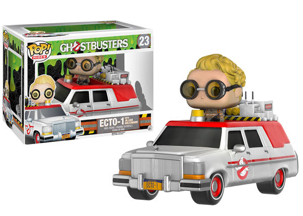 Pop! Rides Ghostbusters 2016