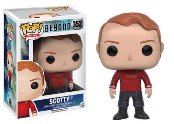Pop! Star Trek Beyond 7
