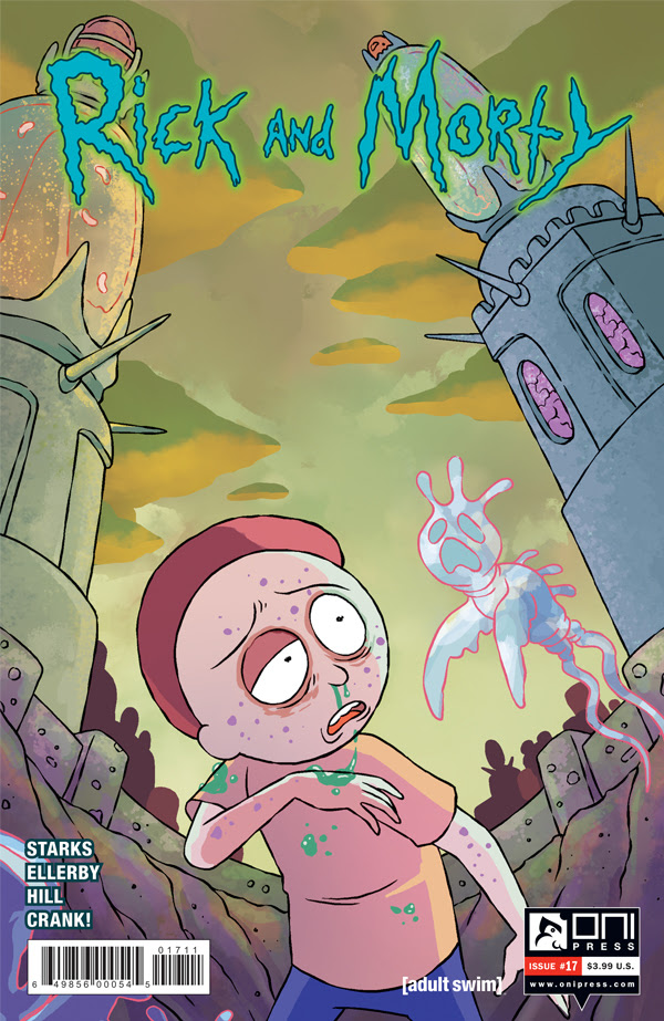 RICK AND MORTY #17 1