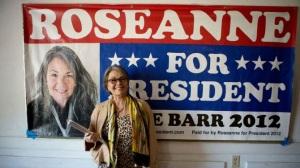 roseanne for president 2