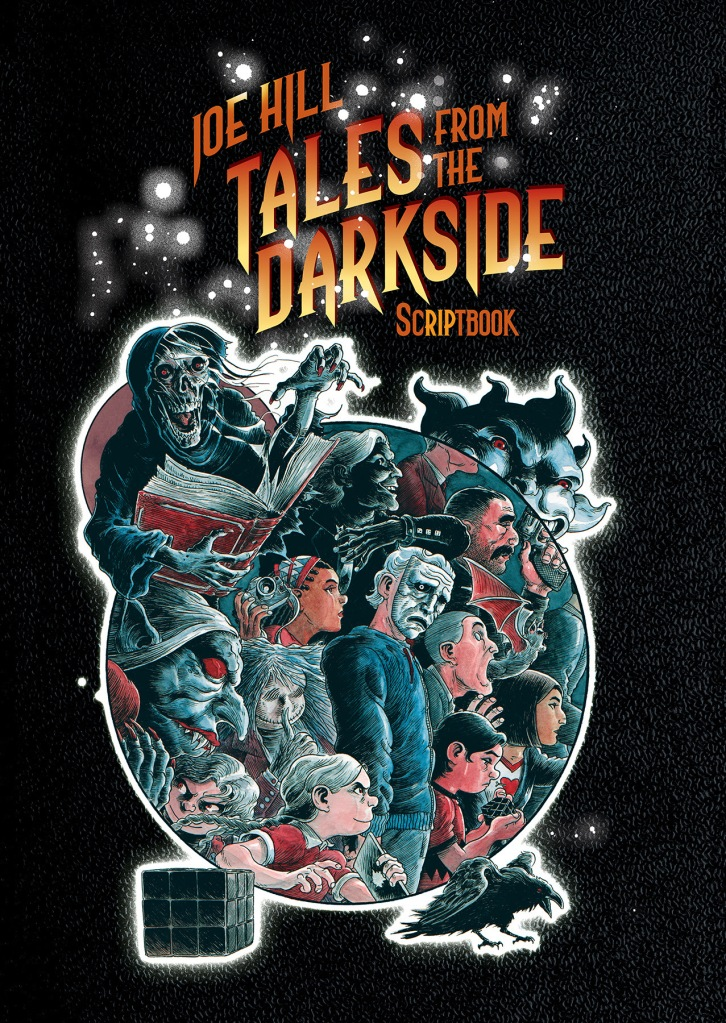 Tales From the Darkside Scriptbook