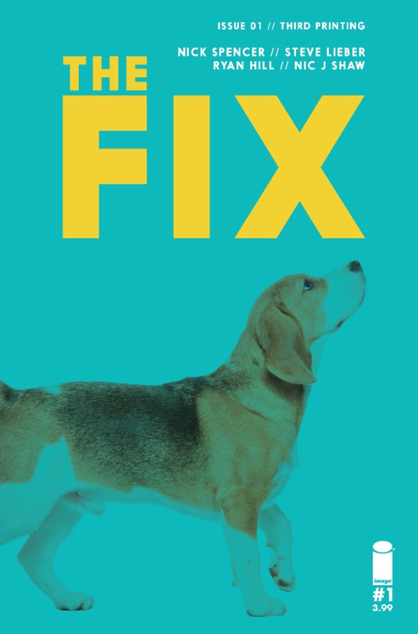 The Fix #1 3rd Printing