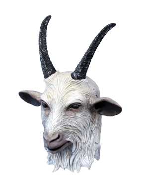 68853 Goat Mask PA