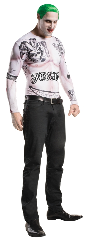820119 Joker Adult Costume Kit LA