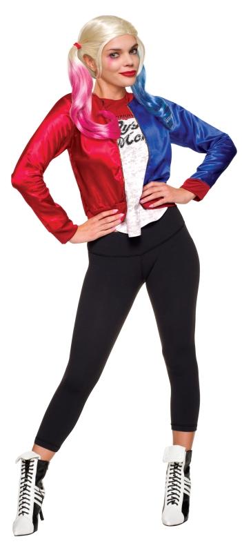 820255 Harley Quinn Adult Costume LA