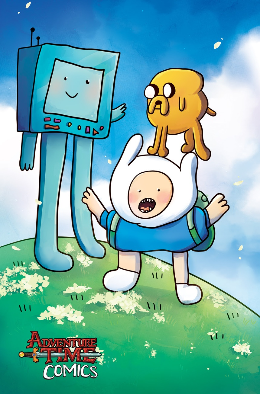 Adventure Time Comics #1 SDCC Exclusive