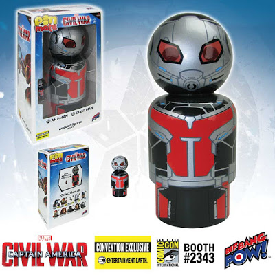 Ant-Man and Giant Man Pin Mate Set 2