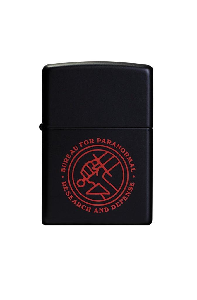 B.P.R.D. Zippo Lighter