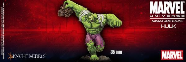 Batman Miniature Game Hulk
