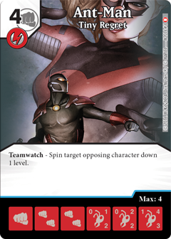 Dice Masters Ant-Man OP