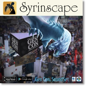 Gen Con Official Syrinscape SoundSet