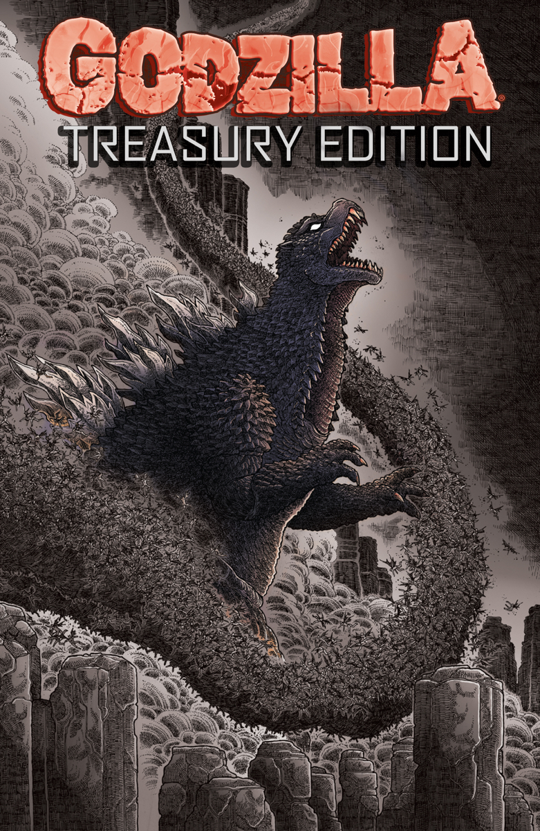 Godzilla_TreasuryEdition-cover