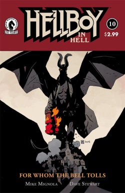 HELLBOY IN HELL #10 1