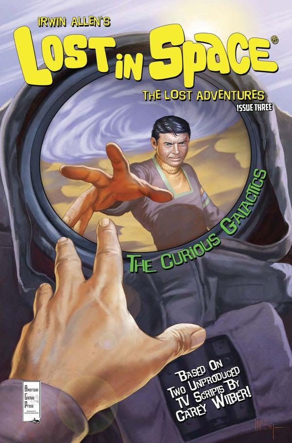 IRWIN ALLEN'S LOST IN SPACE THE LOST ADVENTURES #3 1