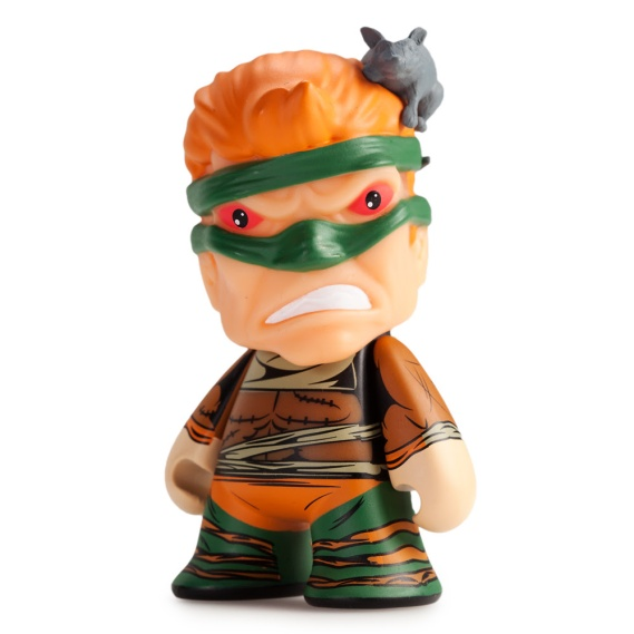 Kidrobot To Debut TMNT Capsule 10