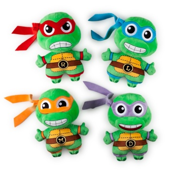 Kidrobot To Debut TMNT Capsule 17