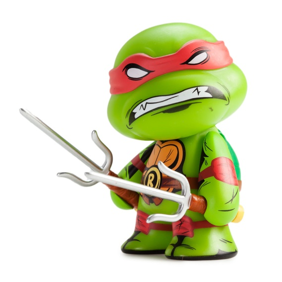 Kidrobot To Debut TMNT Capsule 2