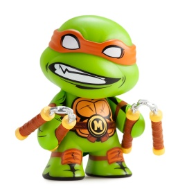 Kidrobot To Debut TMNT Capsule 5