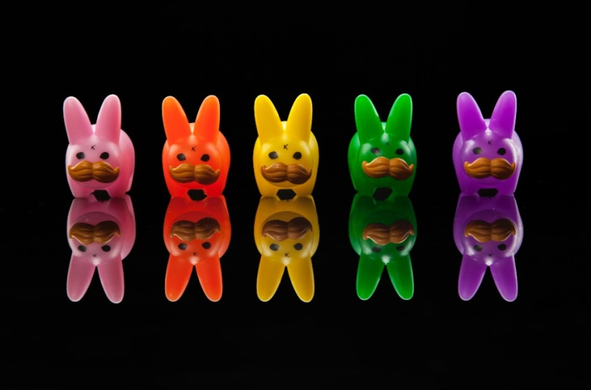 Kidrobot to Donate Proceeds of Pride Labbits to OneOrlando