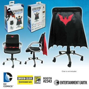 Limited Edition DC Comics Chair Capes 3