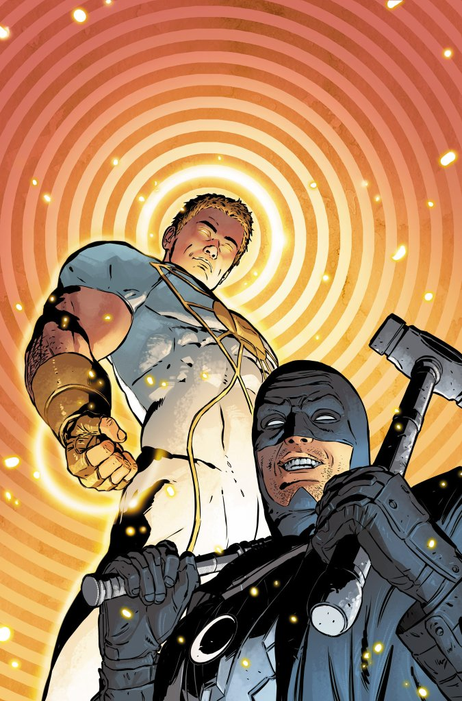 Midnighter & Apollo #1