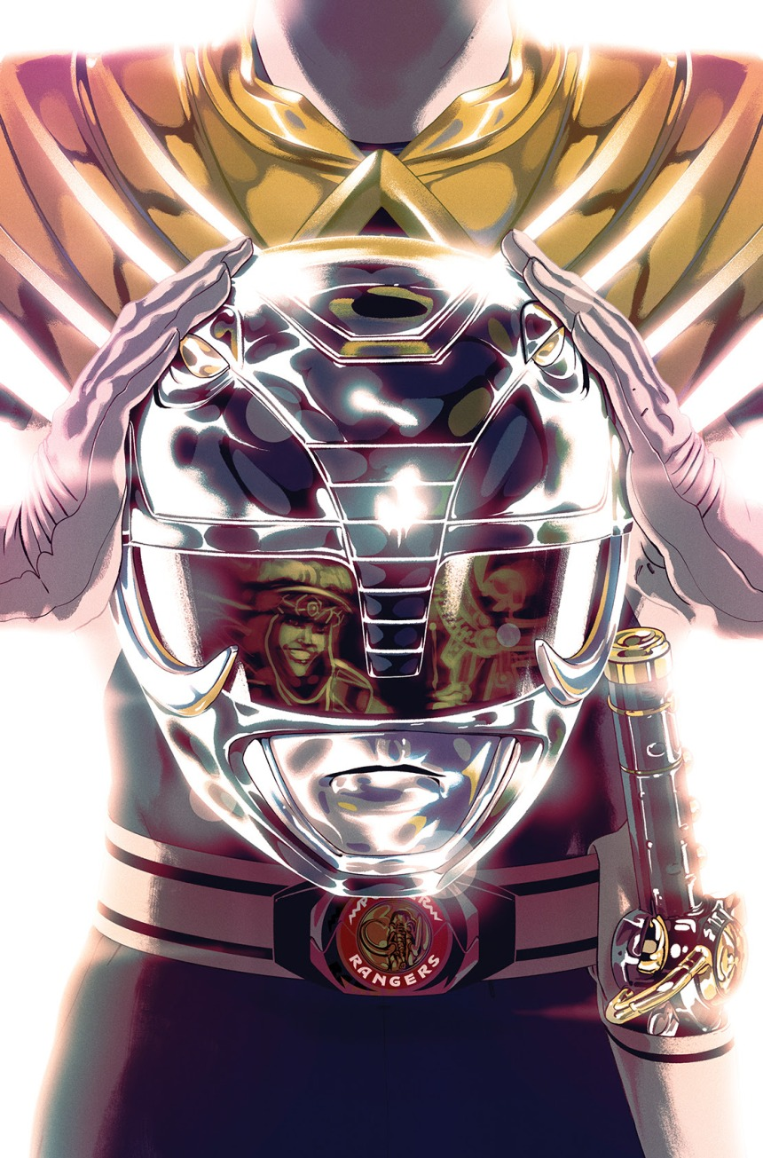 Mighty Morphin Power Rangers #5 SDCC Exclusive